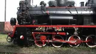Tren de via estreta a Gniezno - Polònia