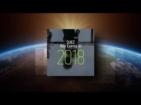 Key events in 2018 - SUEZ