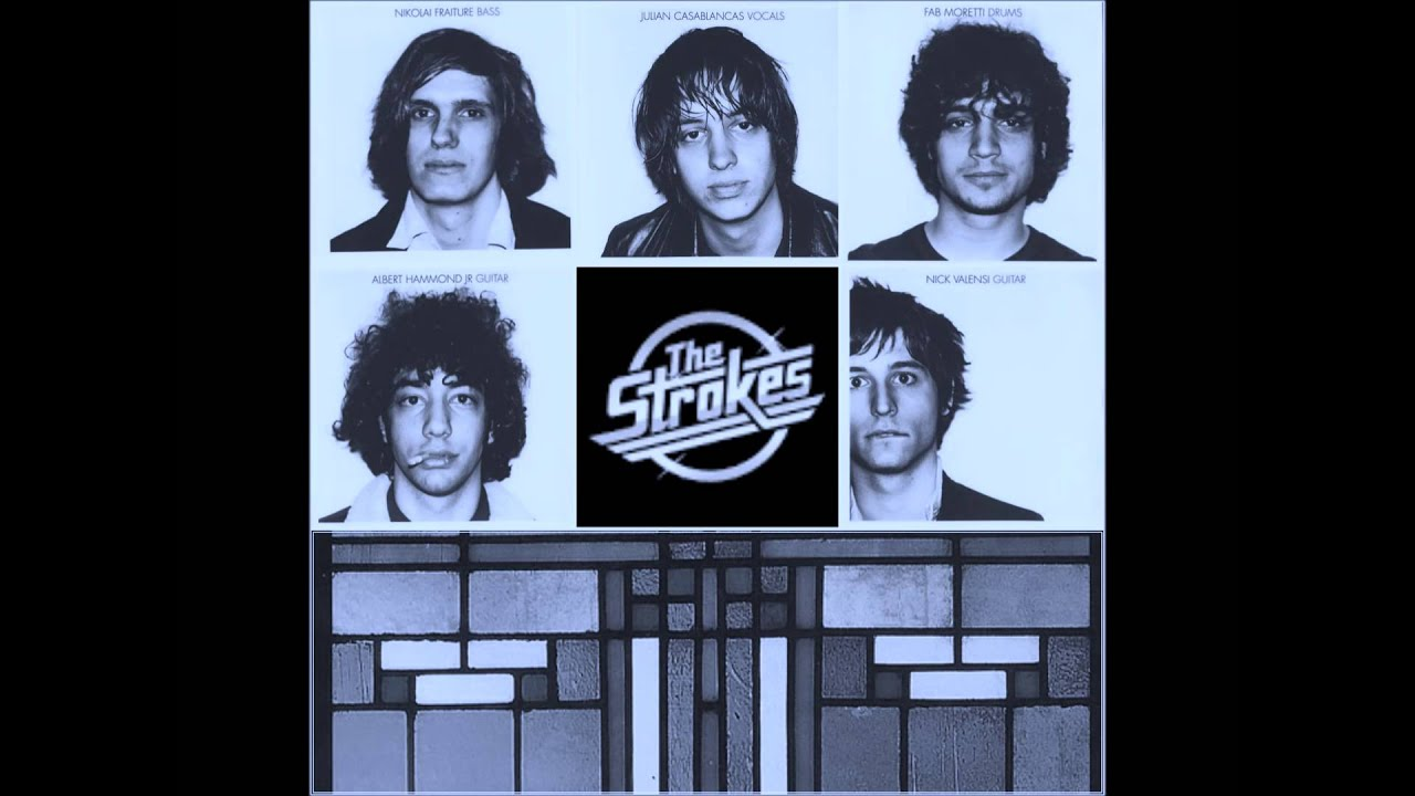 The Strokes Greatest Hits 2015 Youtube