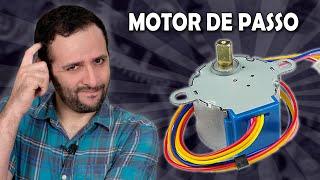 Como funciona um motor de passo #ManualMaker Aula 12, Vídeo 1