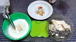 Resep dan Cara Membuat Tahu Crispy