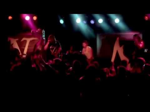 Veil of Maya - 20/200 and Divide Paths LIVE! Great sound! All Stars Tour 2013 Minneapolis