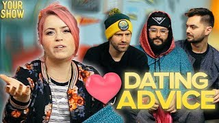 Lee Newton Gives Us Dating Advice | YOUR SHOW