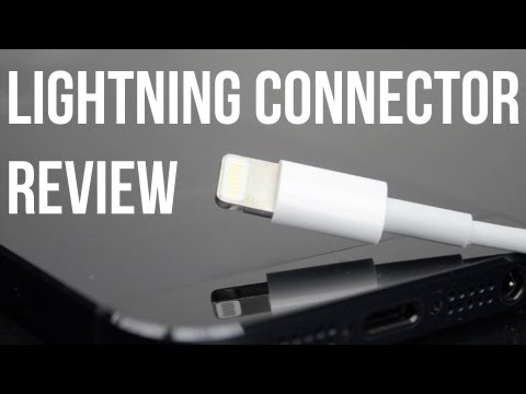 Review: Apple Lightning Connector