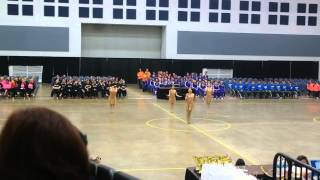 Valley View High School Tiger Officer Lyrical at ADTS Competition 2015