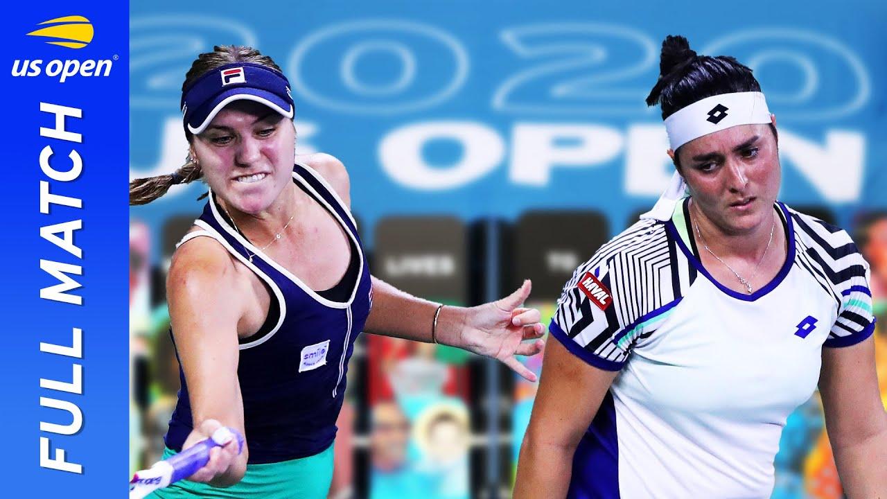 Sofia Kenin vs Ons Jabeur Full Match | US Open 2020 Round 3