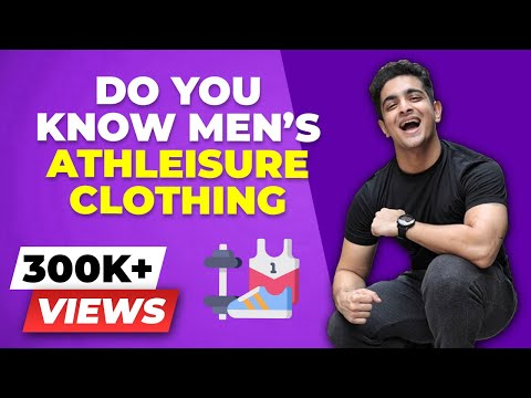Biggest Fashion Trend of 2019 -  Athleisure Clothing Basics For Men  BeerBiceps