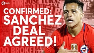 SANCHEZ DEAL AGREED ACCORDING TO REPORTS!