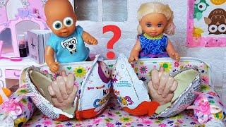 Фото А ГДЕ ИГРУШКИ? КАТЯ И МАКС ОТКРЫЛИ пустые Киндеры! #мультики с куклами Барби новые серии