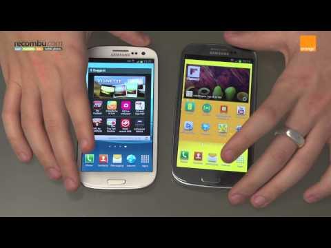 Samsung Galaxy S3 VS Samsung Galaxy S3 LTE