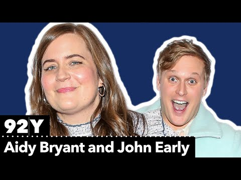 Aidy Bryant And John Early: Hulu's Shrill Season 2