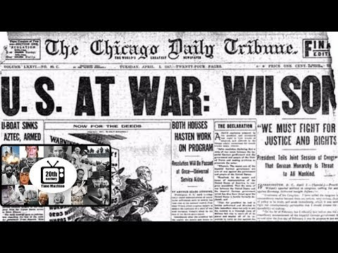 America's Declaration of Neutrality and the Inevitable Involvement in WW1.