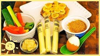 EAT   5 Healthy Snacks for Kids