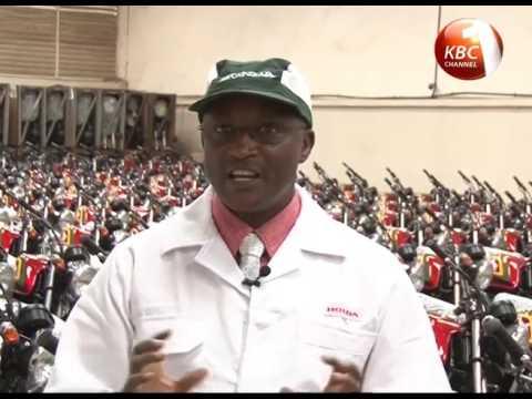 Honda Kenya to set up motorcycle plant in Bujumbura