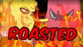 The SpongeBob SquarePants Anime : ROASTED