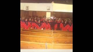 Kelsey Temple COGIC - 2/2/14 - Praise Him (Jesus Blessed Savior) Kelsey Mass Choir