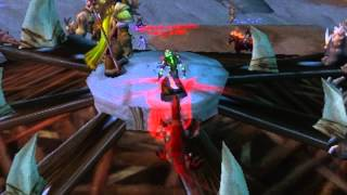 Milamber Hunter PvP video WoW vanilla 2