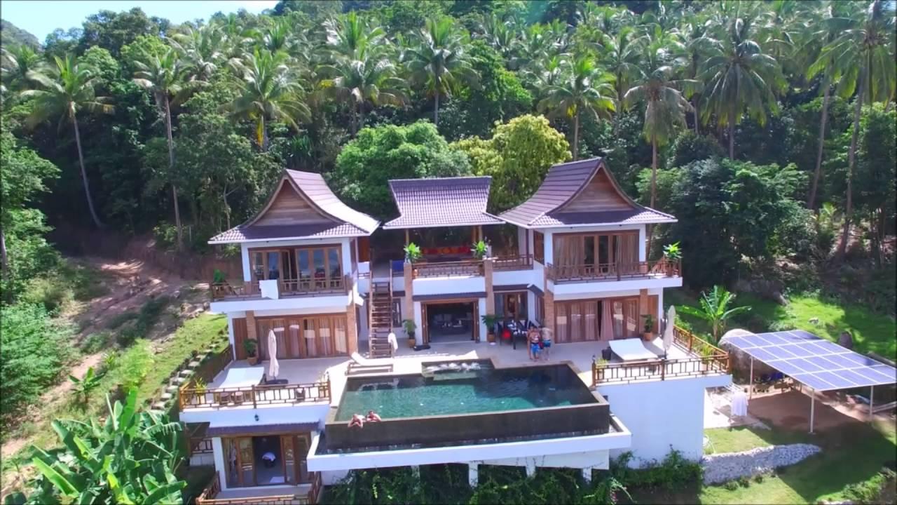 Pool Villa Koh Tao