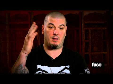 Pantera's Phil Anselmo Gives Advice for Metal Bands