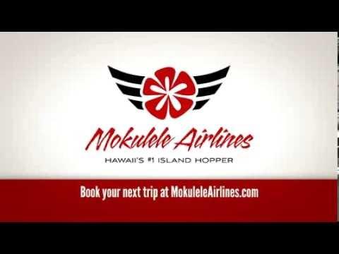 MOKULELE AIRLINES waimea spot
