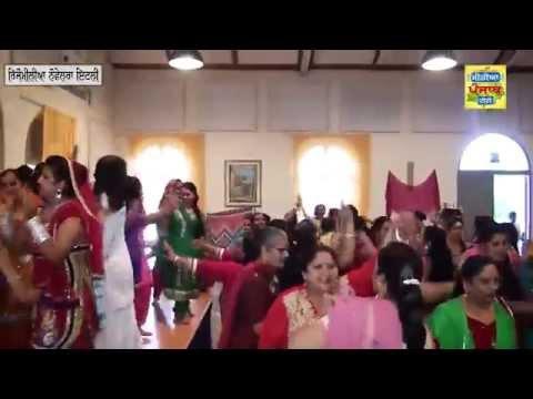 Novellra  Italy Teeyia Festival 050915 (Media Punjab TV)