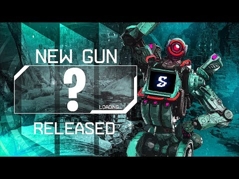 APEX LEGENDS | **NEW** GUN iS HERE!!!!! LETS EAT!!! @SPEROS_OG on iNSTA/TWiTTER