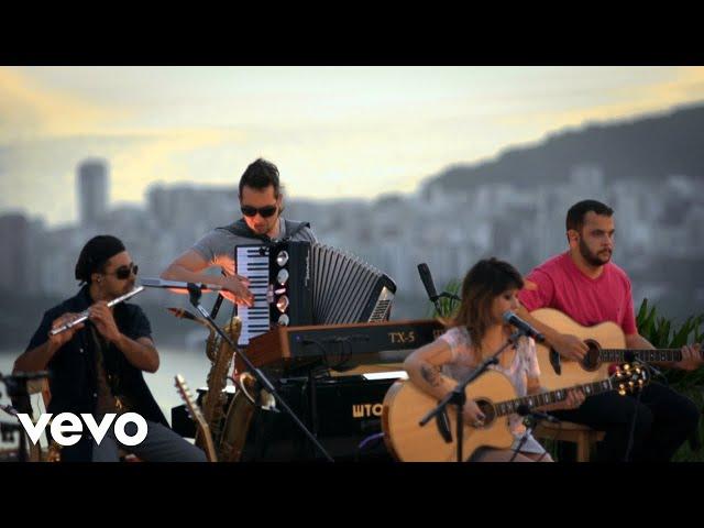 Natiruts - Andei Só (Natiruts Acústico Ao Vivo no Rio de Janeiro)