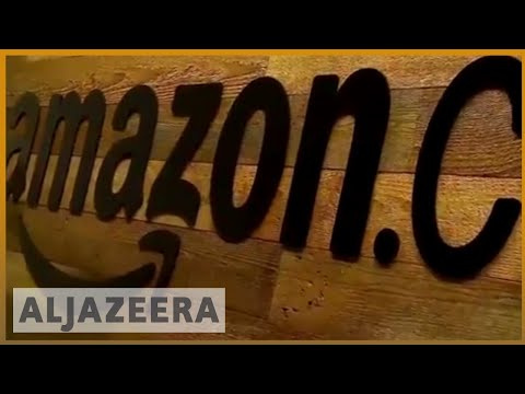 🇺🇸 Amazon increases US minimum wage to $15 after criticism | Al Jazeera English