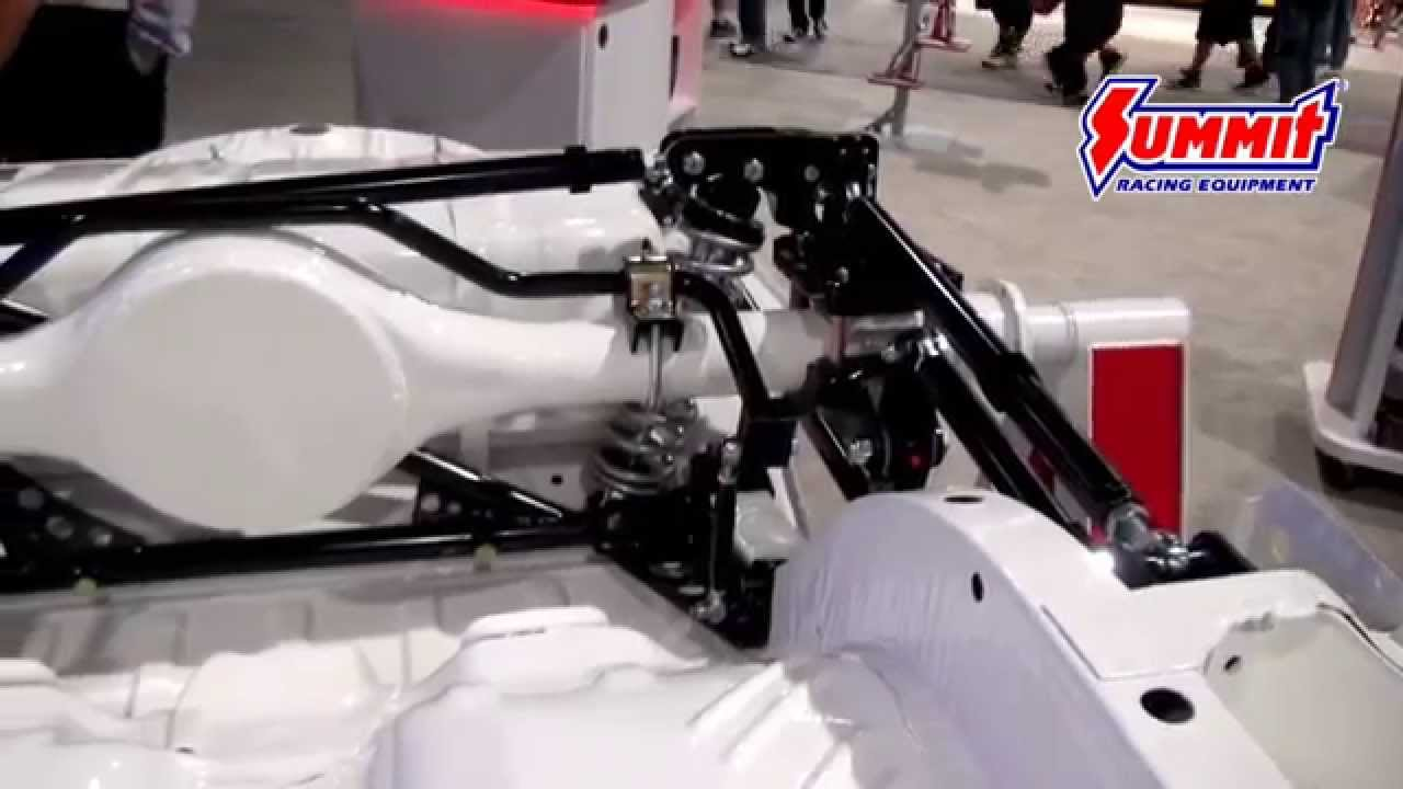 QA1 Mopar A-Body Suspension Conversion - New Product at SEMA 2014