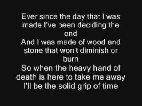Demon Hunter - Sixteen Lyrics | MetroLyrics