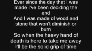 Demon Hunter: Undying (lyrics)