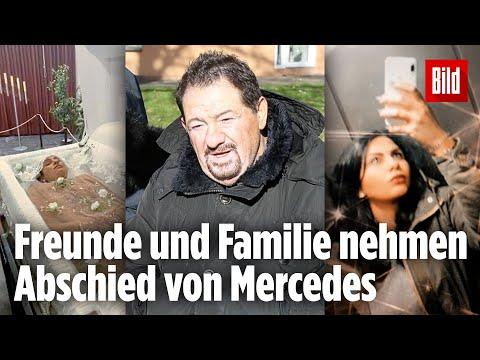 Mercedes wurde in Hanau getötet | Jetzt wird sie beigesetzt | Das sagt ihr Vater