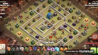 Clash of clans rh10 vs rh12