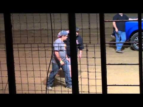 El Paso Speedway Park Intermition race