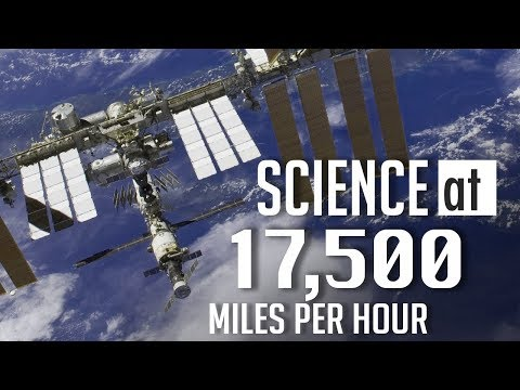 Science at 17,500 Miles Per Hour