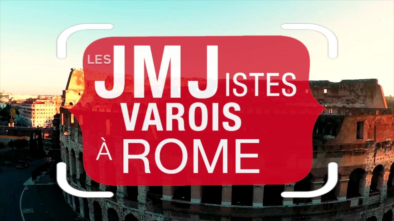 Les JMJistes varois à ROME