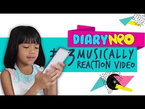 Neona - Musically Reaction Video | DiaryNeo