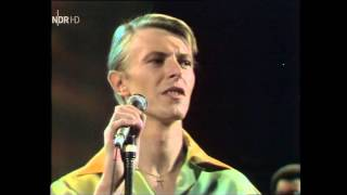 David Bowie   1978 05 30 Musikladen Extra Pro Shot, HD 720p, incomplete