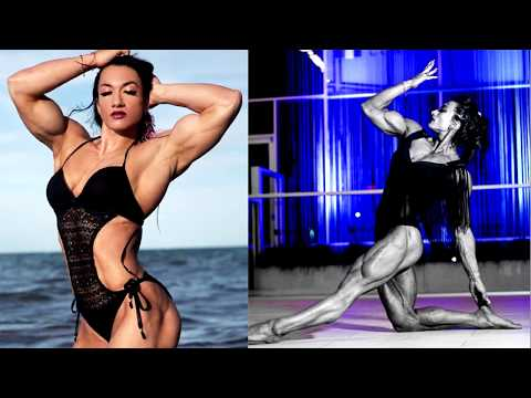 VALENTINA MISHINA   Bodybuilding   Workout Motivation