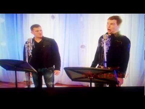 SNL Michael Buble and Scotty McCreery O Holy Night Saturday Night Live