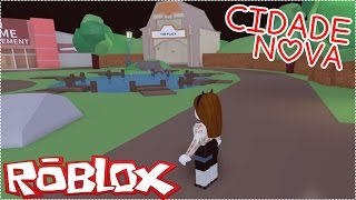ROBLOX: ARRIVING IN a NEW CITY! (Roblox MeepCity)