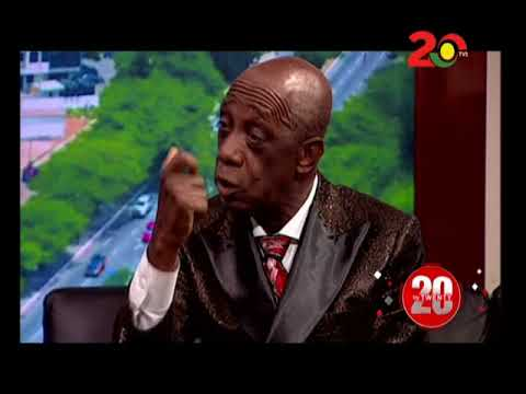 #TV320BY20 WITH DR THOMAS MENSAH