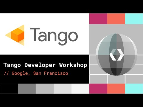 The Developer Show (Tango Developer Workshop)