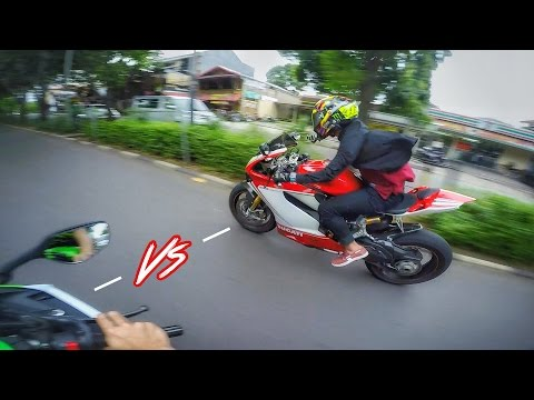 Testride Kawasaki Zx10 With Sc Project Exhaust Motovlog