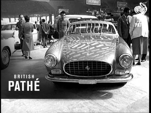 Italian Motor Show Aka Italy - Motor Show (1955)