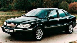 Новая Волга Люкс класса - вышло  всего 55 штук! Русские машины еще покажут! Забытые новинки авто!