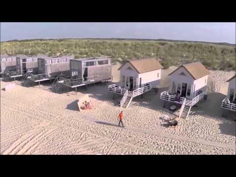 Strandhuisjes Nederland™ - Preview filmpje over de vakantiehuisjes aan zee
