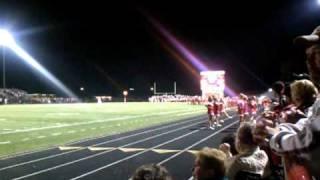 Minerva High School Football Game 10-8-2010 (Northwest Indian