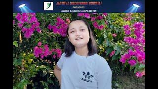 Zaalima || Aradhya D Nanda || MonJai To Conquer The Mic ||  Season 1 Finalists