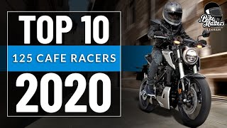 Top 10 125cc Cafe Racers 2020! Heritage style bikes for CBT Riders!